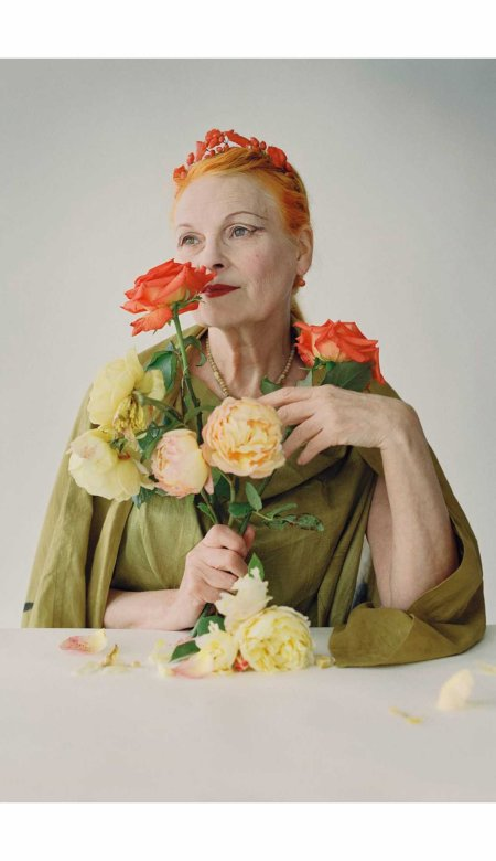 Vivienne Westwood Oct 2009 Tim Walker