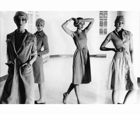 Vogue April 1975 © Deborah Turbeville