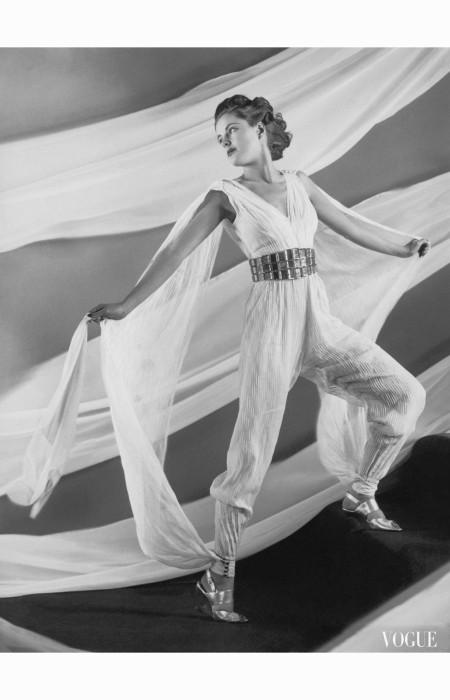 Vogue February - 1939