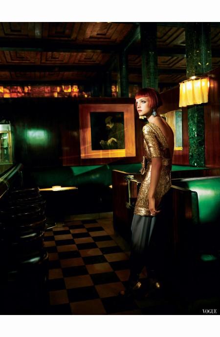 Vogue, September 2006 Mario Testino