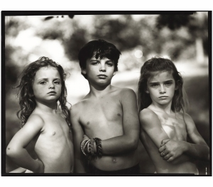 %22 Virginia,Emmett,Jessie cover image from Immediate Family © Sally Mann a