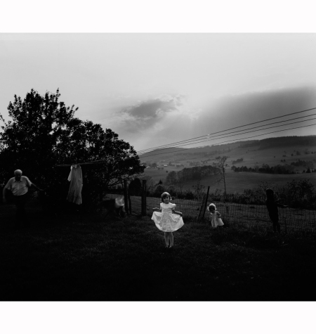 %22Ester Dress 1986 © Sally Mann