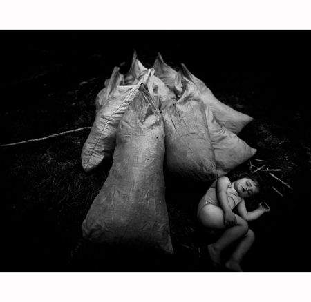 %22Virginia A sleep%22 © Sally Mann