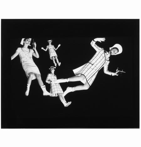André Courrèges Elle 1965 © Peter Knapp