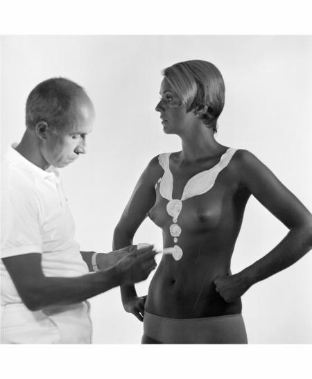 Andre Courreges - July 1969 © Manuel Litran 3