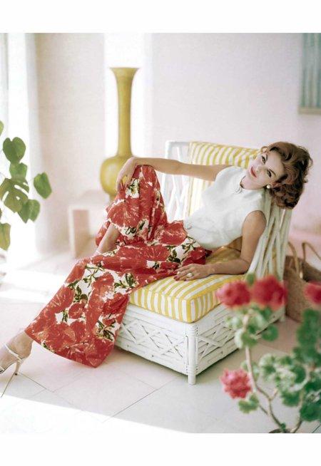 Horst - Vogue 1957