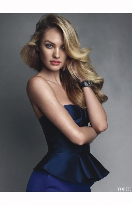 Candice Swanepoel Vogue Au June 2013 © Victor Demarchelier