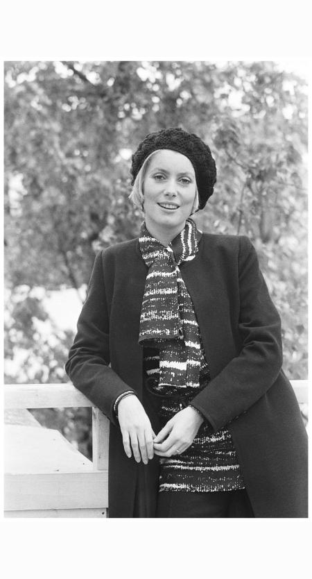 1960?s : Close up Catherine Deneuve