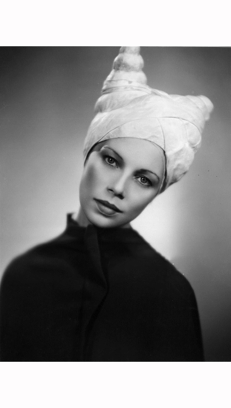 Dancer and actress Tilly Losch (1904 - 1974), one of the principals in 'Streamline Revue' 1934