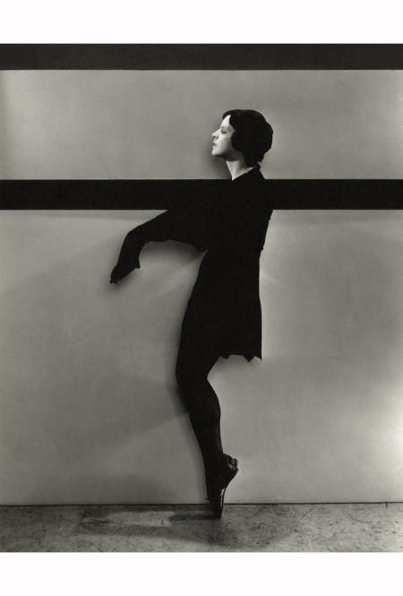 Dancer Harriet Hoctor started touring with vaudeville companies at age 16 edward-steichen-vanity-fair