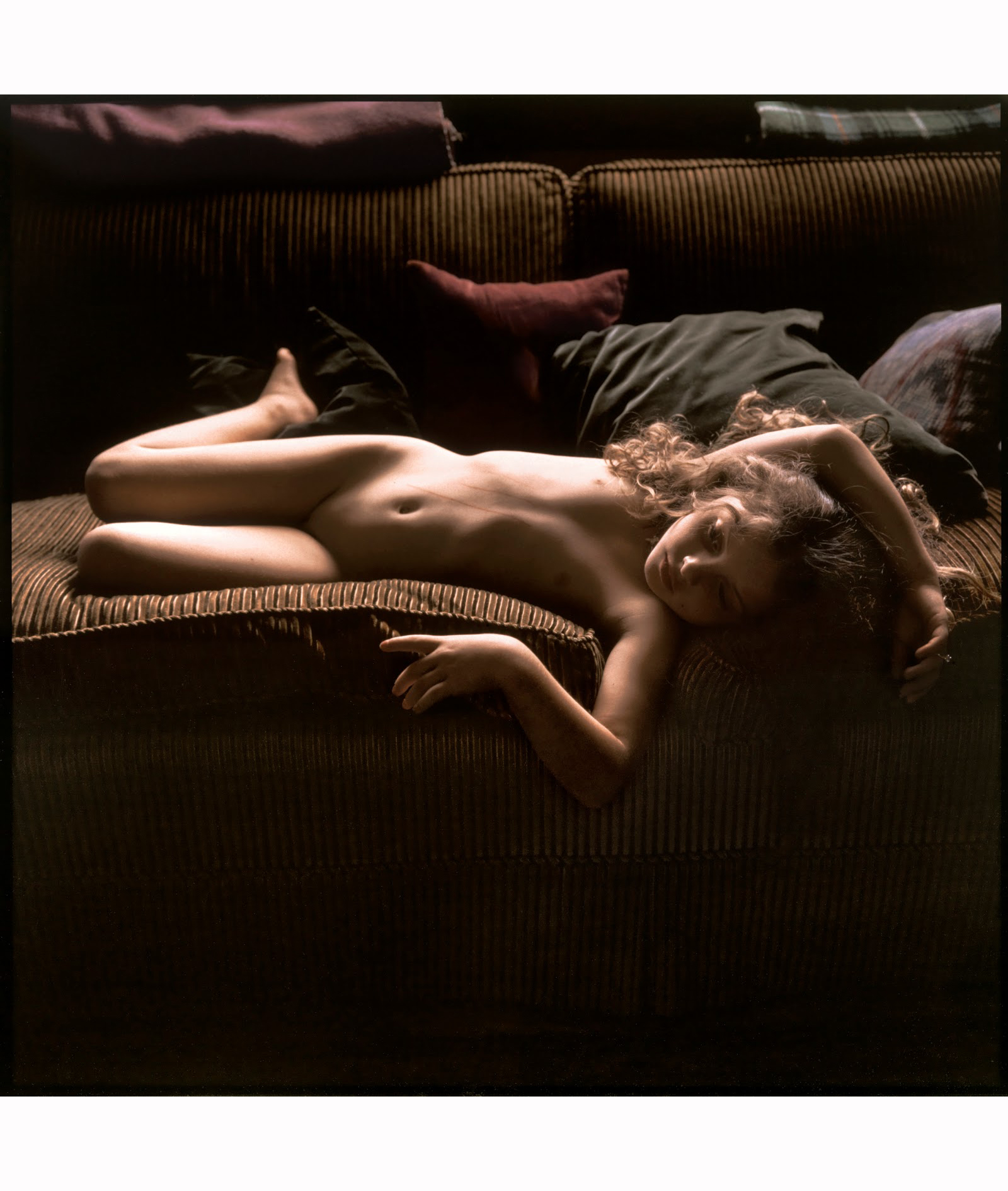 Better, nude sally mann two virginias apologise, but