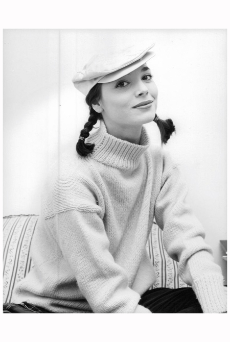 Elsa Martinelli at her villa in Rome, photo by Pierluigi Praturlon, 1957 b