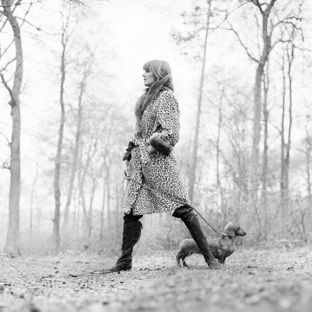 Grace Coddington Buckinghamshire 1964 © Patrick Lichfield
