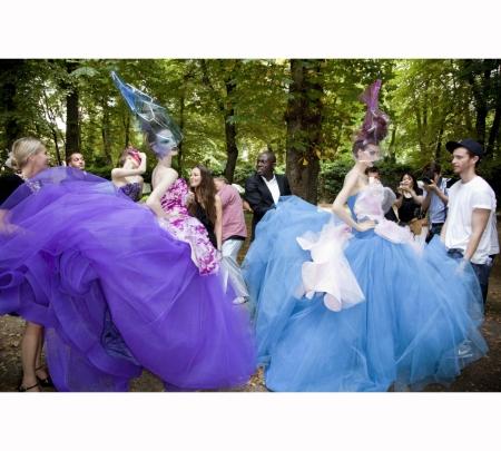 John Galliano for Christian Dior Haute Couture 2010 a