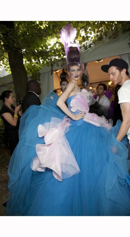 John Galliano for Christian Dior Haute Couture 2010 c