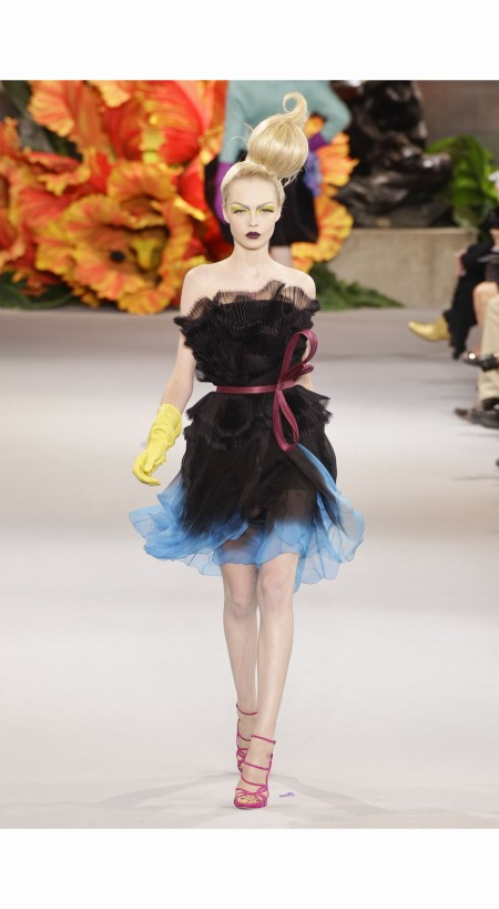 John Galliano for Christian Dior Haute Couture 2010 run