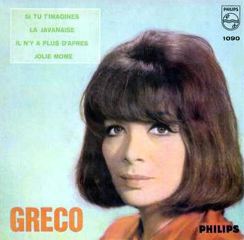 Juliette Greco -  la javanaise