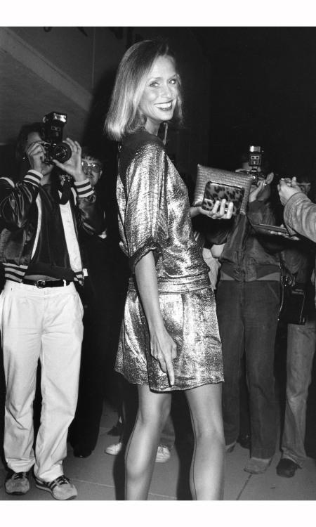 Lauren Hutton, 1980