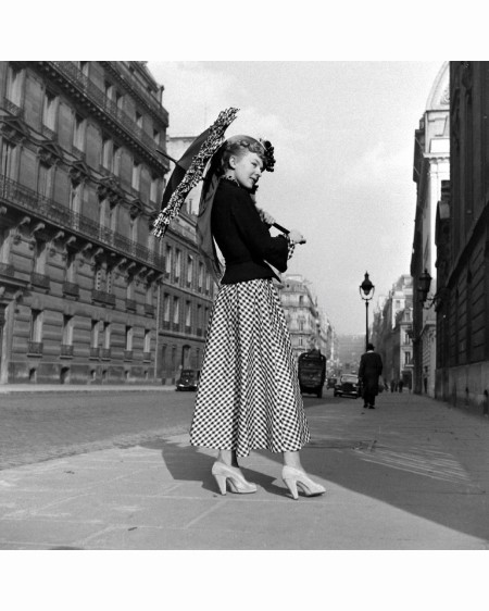 Paris Fashion Mar 1948 © Mark Kauffman g2
