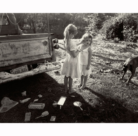 Sally Mann, Gorjus, 1989