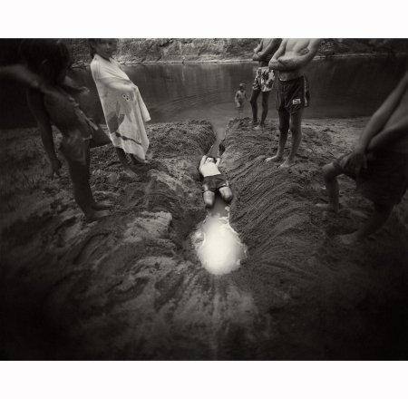 Sally Mann, The Ditch, 1987-immediate-family