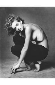 Uma Thurman 1986 © Patrick Demarchelier