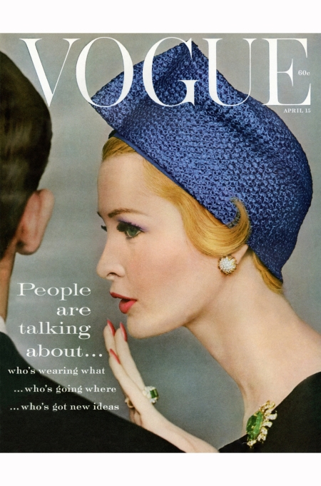 Vogue cover April 1959