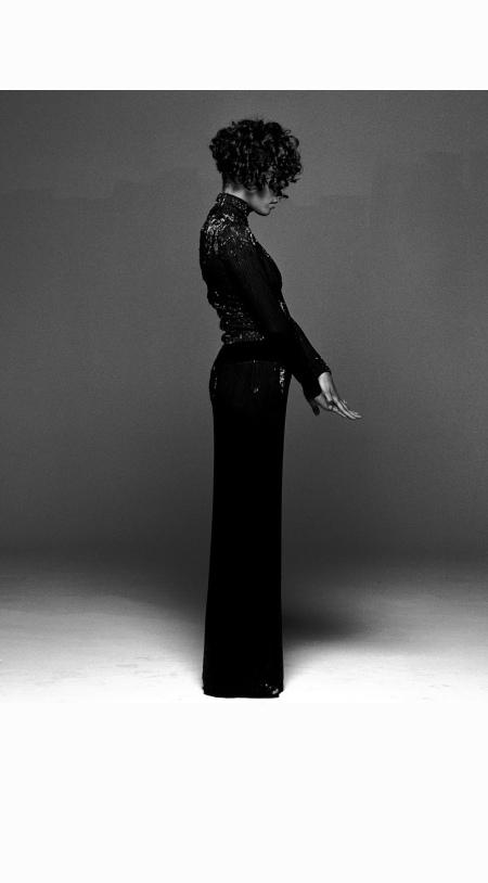Whitney Houston Vanity Fair 1992,© Michel Comte