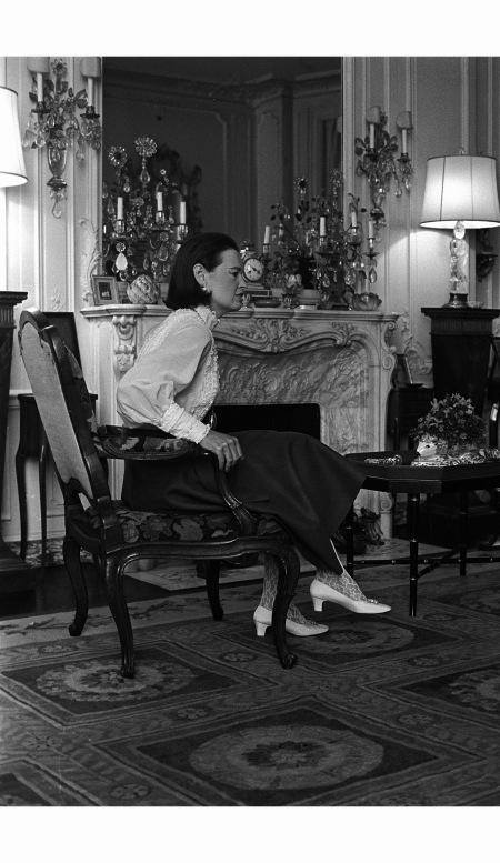 Gloria Vanderbilts home 1967 Tony Palmieri
