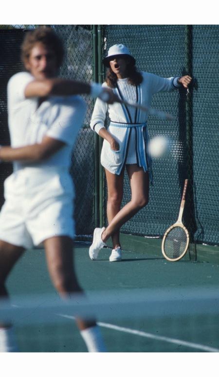Windermere Island Club Eleuthera Bahamas Vogue Jan 1985 Denis Piel