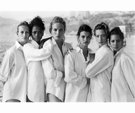 estelle-lefebure-karen-alexander-rachel-williams-linda-evangelista-tatjana-patitz-christy-turlington-vogue-us-california-1988-by-peter-lindbergh-copia