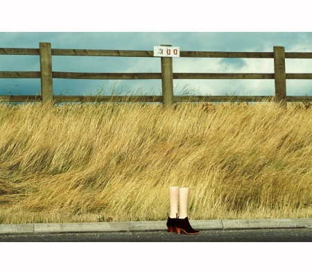 Guy Bourdin - Walking Legs