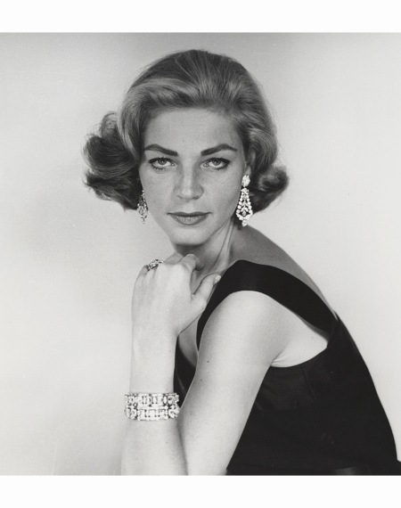 lauren-bacall-in-larry-aldrich-dress-july-1957-louise-dahl-wolfe