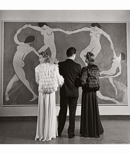 looking-at-matisse-museum-of-modern-art-louise-dahl-wolfe