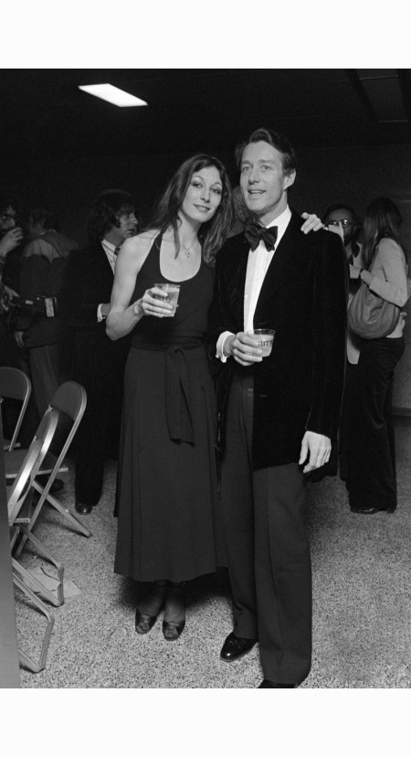 anjelica-huston-and-halston-at-the-opening-party-for-tommy-premiere-party-march-1975-sal-traina