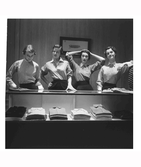 dovima-2nd-r-nan-rees-1nd-r-and-two-other-models-wearing-man-tailored-shirts-by-mcmullen-co-1949-gordon-parks-bn-gf