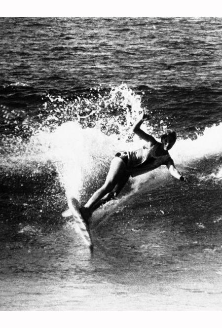 Australia Sydney Surf Linda Benson