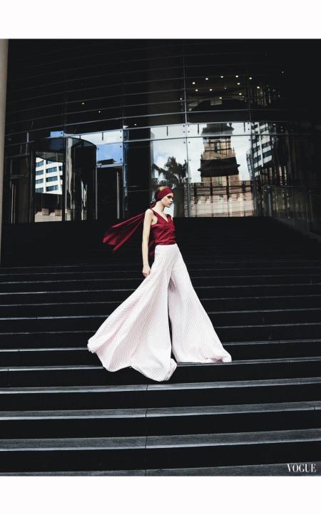 Vogue Australia - April 2016