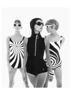 swimsuits-in-op-art-style-models-sinz-model-front-heinzelmann-orchid-athens-1966-photo-f-c-gundlach