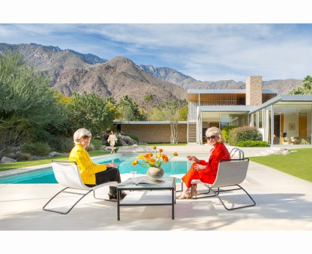 the-organizers-of-palm-springs-modernism-week-invited-nelda-linsk-in-red-and-helen-kaptur-in-yellow-to-return-to-the-kaufmann-house-recently-for-the-45th-anniversary-of-the-photograph-po