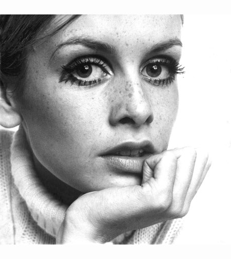 Twiggy photo exhibition