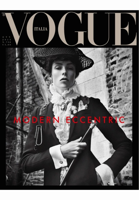 VOGUE Italia October 2013 | Brooklyn Dandies