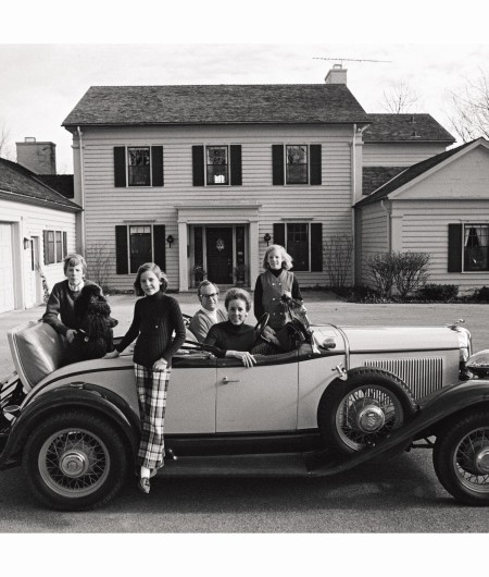 diane-and-potter-palmer-and-family-lake-forest-illinois-ca-1958