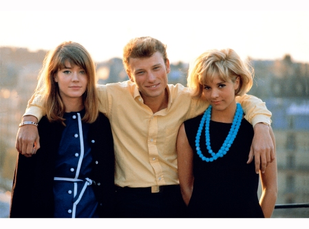francoise-hardy-johnny-hallyday-sylvie-1963