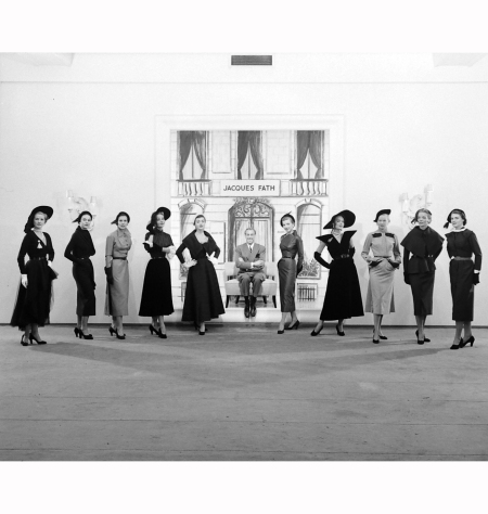 french-fashion-designer-jacques-fath-c-with-models-wearing-his-latest-fashions-1949-herbert-gehr