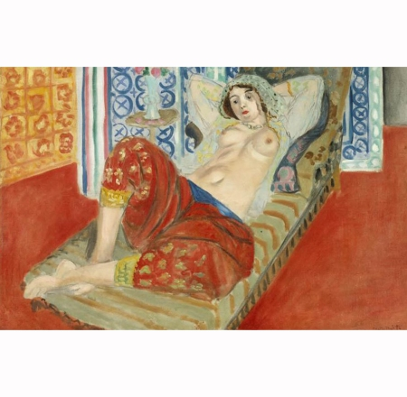 henri-matisse-odalisque-with-red-culottes-1869-1954