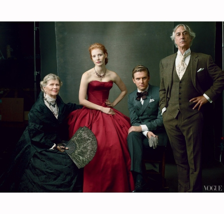 judith-ivey-jessica-chastain-dan-stevens-and-david-strathairn-%22the-marriage-plot%22-u-s-vogue-nov-annie-leibovitz