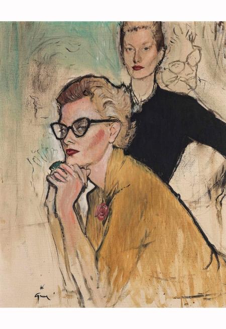 portrait-of-fleur-cowles-rene-gruau-french-1909-2004-00-fleur-cowles-holding