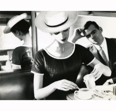 carmen-having-tea-1950