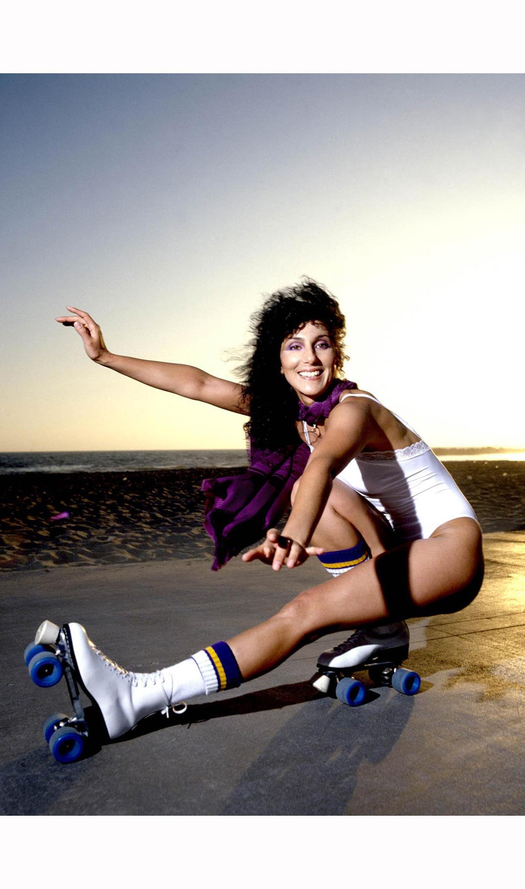 Roller skating hazel grove - Cher 1979